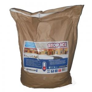 Produs biodegradabil pentru deszapezire, prevenire/ combatere gheata, dezghetare rapida (STOP ICE) - 25kg