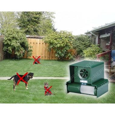 Aparat cu ultrasunete impotriva cainilor si pisicilor (Animal Away Plus) - 100 mp