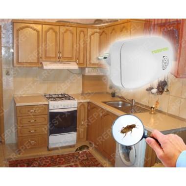 Aparat cu ultrasunete impotriva rozatoarelor si insectelor taratoare (Radarcan 6 RC) - 20 mp