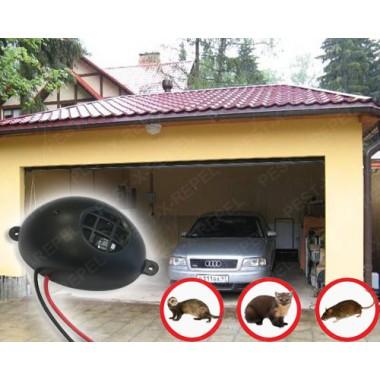 Generator ultrasunete anti-jder si anti-rozatoare de masina (5mp)