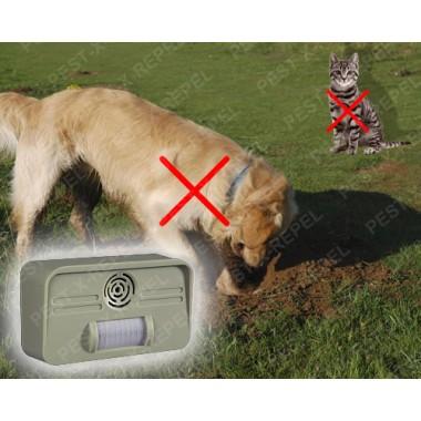 Aparat cu ultrasunete impotriva cainilor si pisicilor (Conrad) - 70 mp