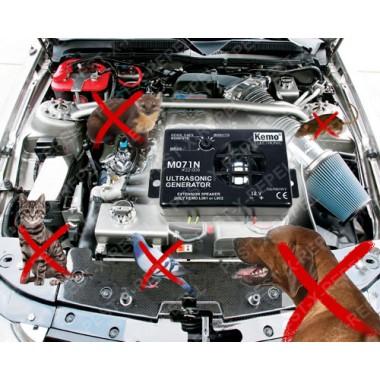 Aparat pentru automobile impotriva jderilor (Kemo M071N)