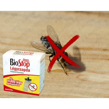 Capcana anti muste (BioStop)