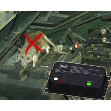 Aparat cu ultrasunete impotriva rozatoarelor (Biometrixx M3) - 40 mp