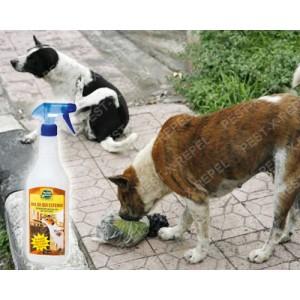 Spray pentru uz exterior impotriva cainilor si a pisicilor (Rep 02)