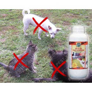 Granule anti caini, anti pisici (Rep 06)