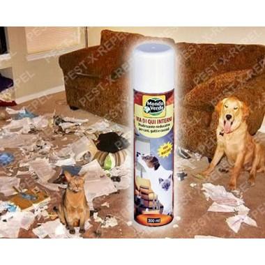 Spray pentru uz interior impotriva cainilor si a pisicilor (Rep 33)