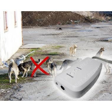 Aparat cu ultrasunete impotriva cainilor (Pestmaster AG015) - 15 m