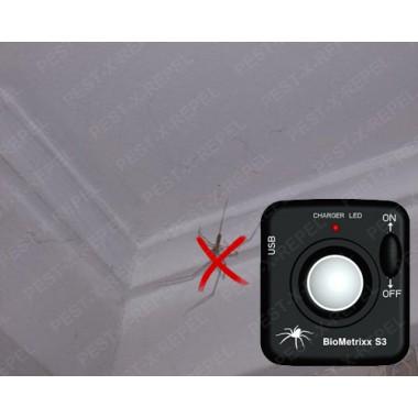 Aparat mobil anti paianjeni (Biometrixx S3) - 25 mp