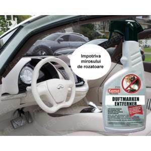 Spray pentru automobile impotriva mirosului de rozatoare (Kemo Z101)