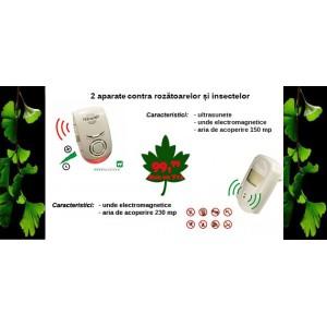 Oferta: doua aparate antiinsecte si antirozatoare