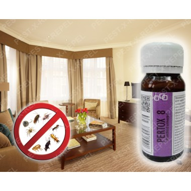 Solutie impotriva insectelor (Pertox 8) - 50 ml