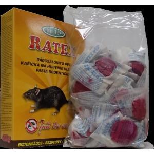 Atractant raticid pentru rozatoare Ratex pasta 200gr.